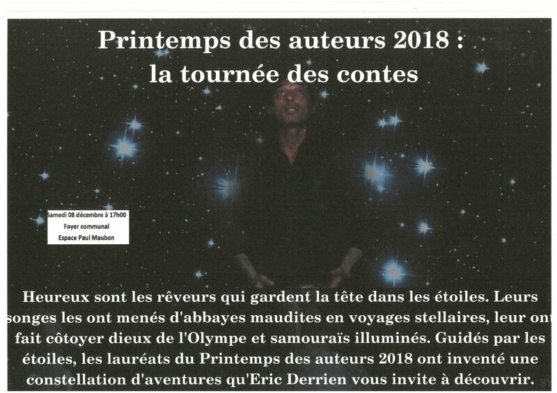 SCAN-2424 Printemps des auteurs