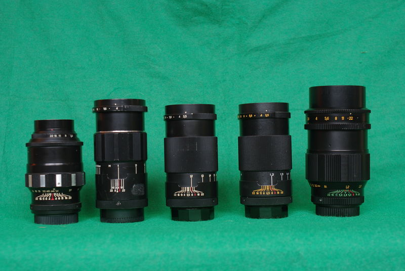 COLLECTION JUPITER 135 MM