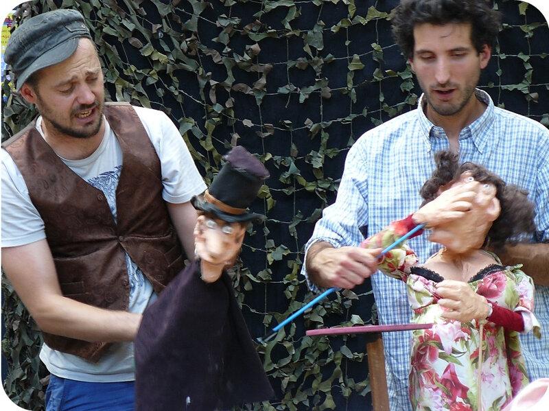 Quartier Drouot - Spectacle de marionnettes 12