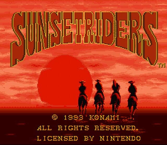 Sunset Riders3