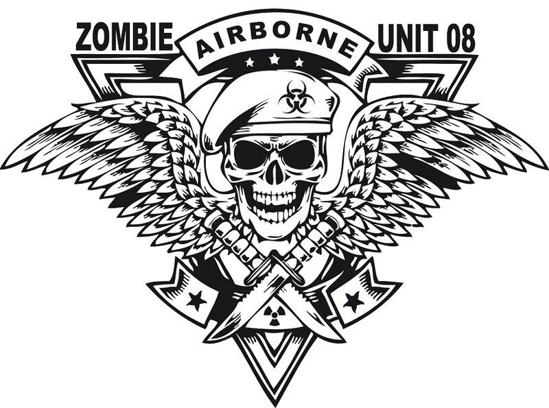 zombie unit 8 airborne
