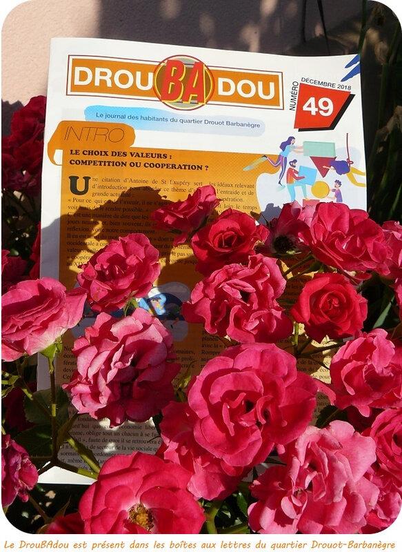 Quartier Drouot - DrouBAdou (Regards croisés sur le Drouot)