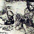 Famine au tonkin en 1945, par pierre brocheux