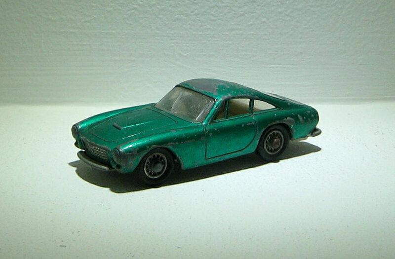 Ferrari berlinetta (ref 75)(Matchbox)