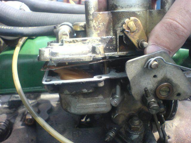 Carburateur (nettoyage et fonctionnement) - La 4L populaire