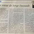Serge dassault est magique
