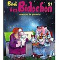 ~ les bidochon, tome 21 : les bidochon sauvent la planète - christian binet