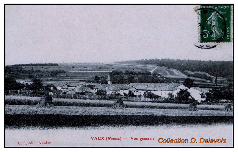 Village de Vaux-devant-Damloup