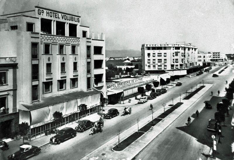avenue Lyautey