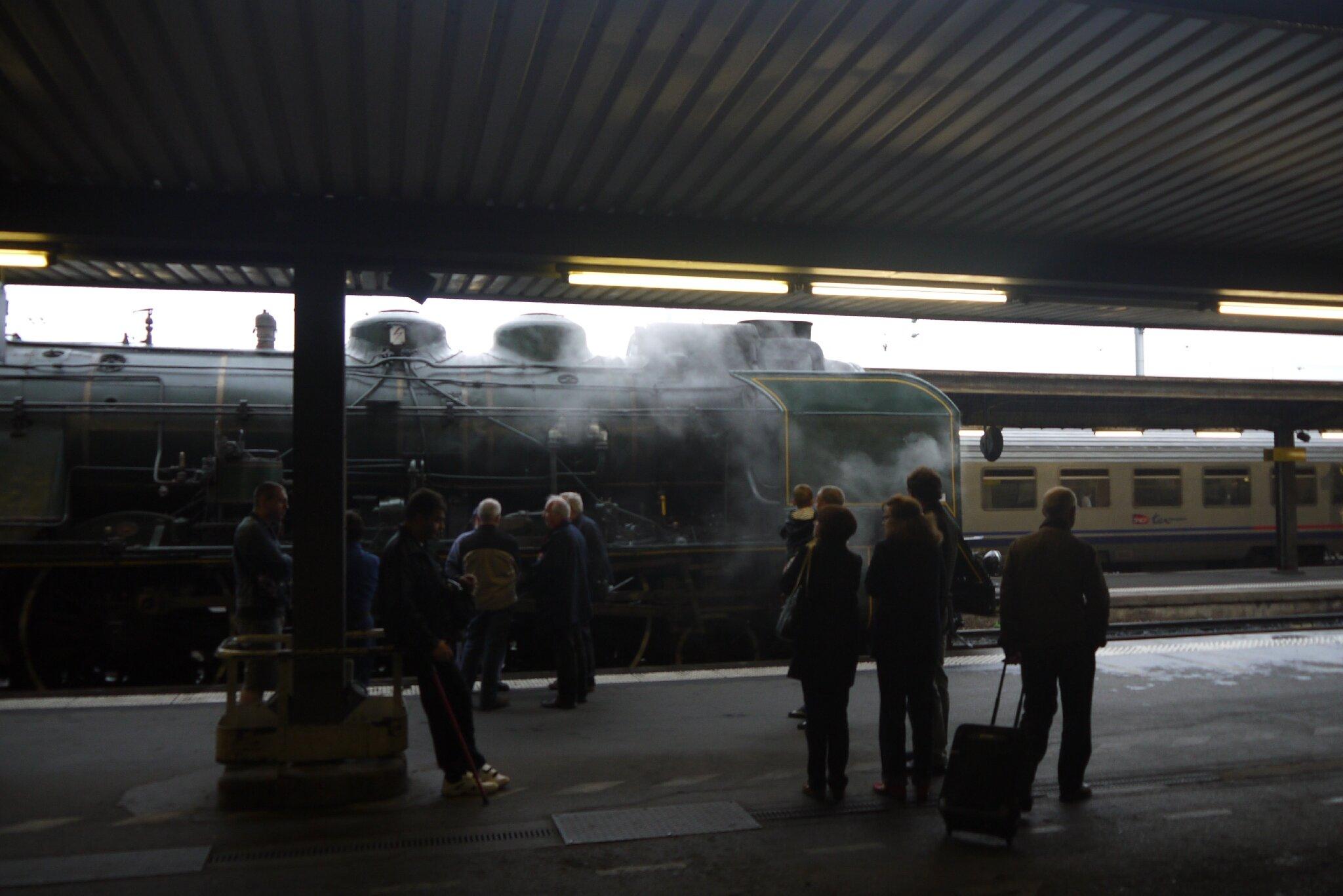 Machine à vapeur 231K8