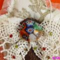 Details broch Butterfly