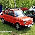 Fiat 126 bis (retro meus auto madine 2012)