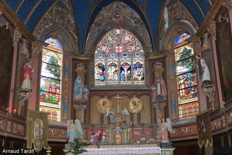 00573 Plomodiern - Le Pays de Plougastel - L'Eglise St Sauveur du Faou blog