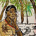 Carnet de voyage en inde : palolem beach