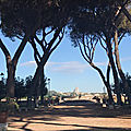 Ripa / aventino - jours tranquilles sur l'aventin (7/13) .le jardin des orangers (parco savello - giardino degli aranci).