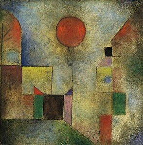 paul_klee_ballon_rouge_1922