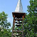 Le clocher du Temple