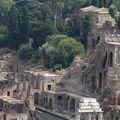 Le temple de vespasien et titus