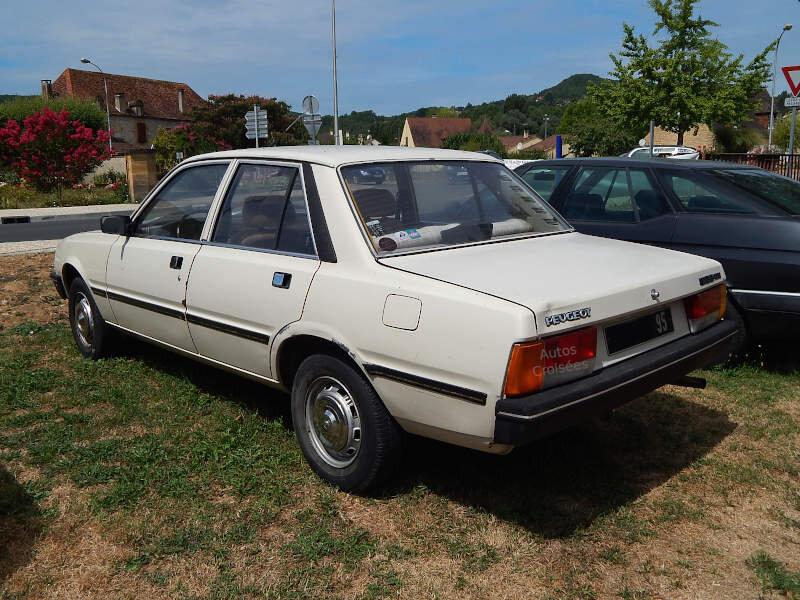 Peugeot505GLar1
