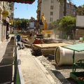 chantier u tramway de nice N° 5 010