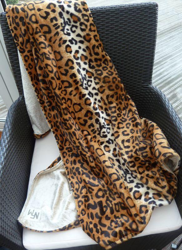 Plaid léopard AG