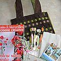 Swap Marque-page 2012 reçu de Bidouilles43 (2012)