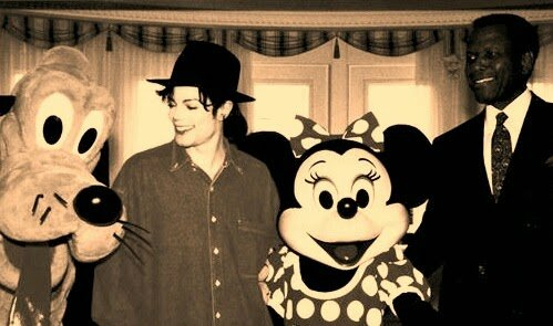 michael jackson disney mickey minnie er history (12)