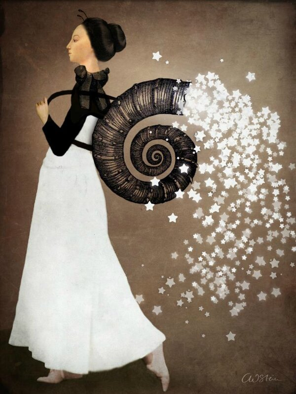 Catrin Welz-Stein - German Surrealist Graphic Designer - Tutt'Art@ (46)