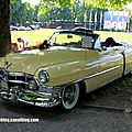 Cadillac serie 62 convertible de 1950 (37ème internationales oldtimer meeting de baden-baden)
