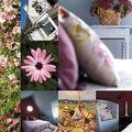 Un jardin, des fleurs et votre chambre au calme