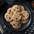 Cookies aux noix de pécan #vegan #glutenfree