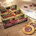 Boutique jeux de société - Pontivy - morbihan - ludis factory - Sherlock kids plateau