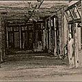 Fantôme d'une jeune fille au Sanatorium de Waverly Hills