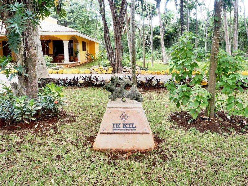 entrée cenote
