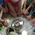 Atelier enfants les 4 éléments