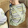 5-Ensemble gris vert amande salopette tee-shirt sweat sans manches15