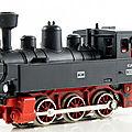 Déboires avec une locomotive à vapeur [décodeur tams]