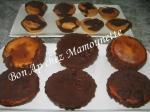 Tartelettes chocolat café à la pâte sucrée maison 012