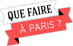 logo que faire à paris