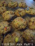 cookies m&ms