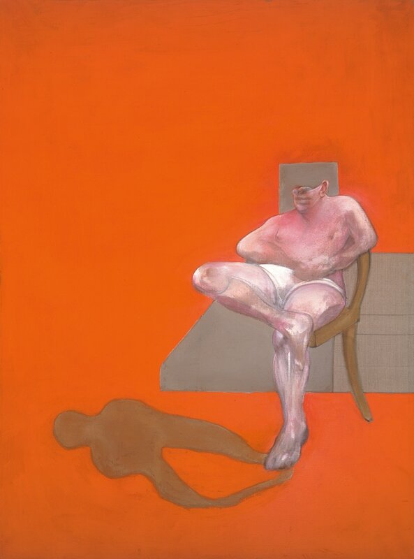 Francis Bacon (Irish, 1909-1992), Triptych, 1983 (3)