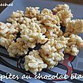 Pépites au chocolat blanc