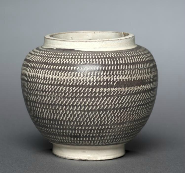 Jar, 1100s-1200s, Northern China, Northern Song (960-1127) or Jin dynasty (1115-1234)