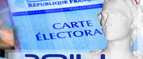Elections Marianne et carte