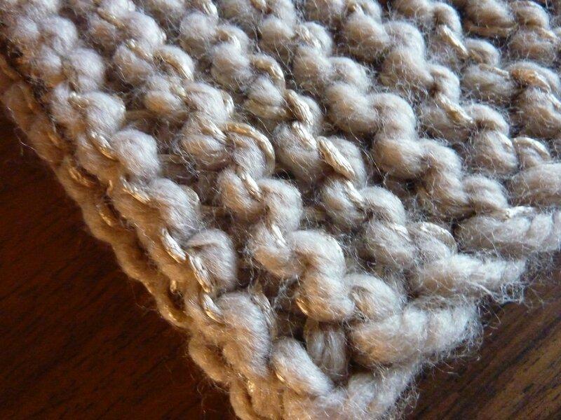 tricot snood 18