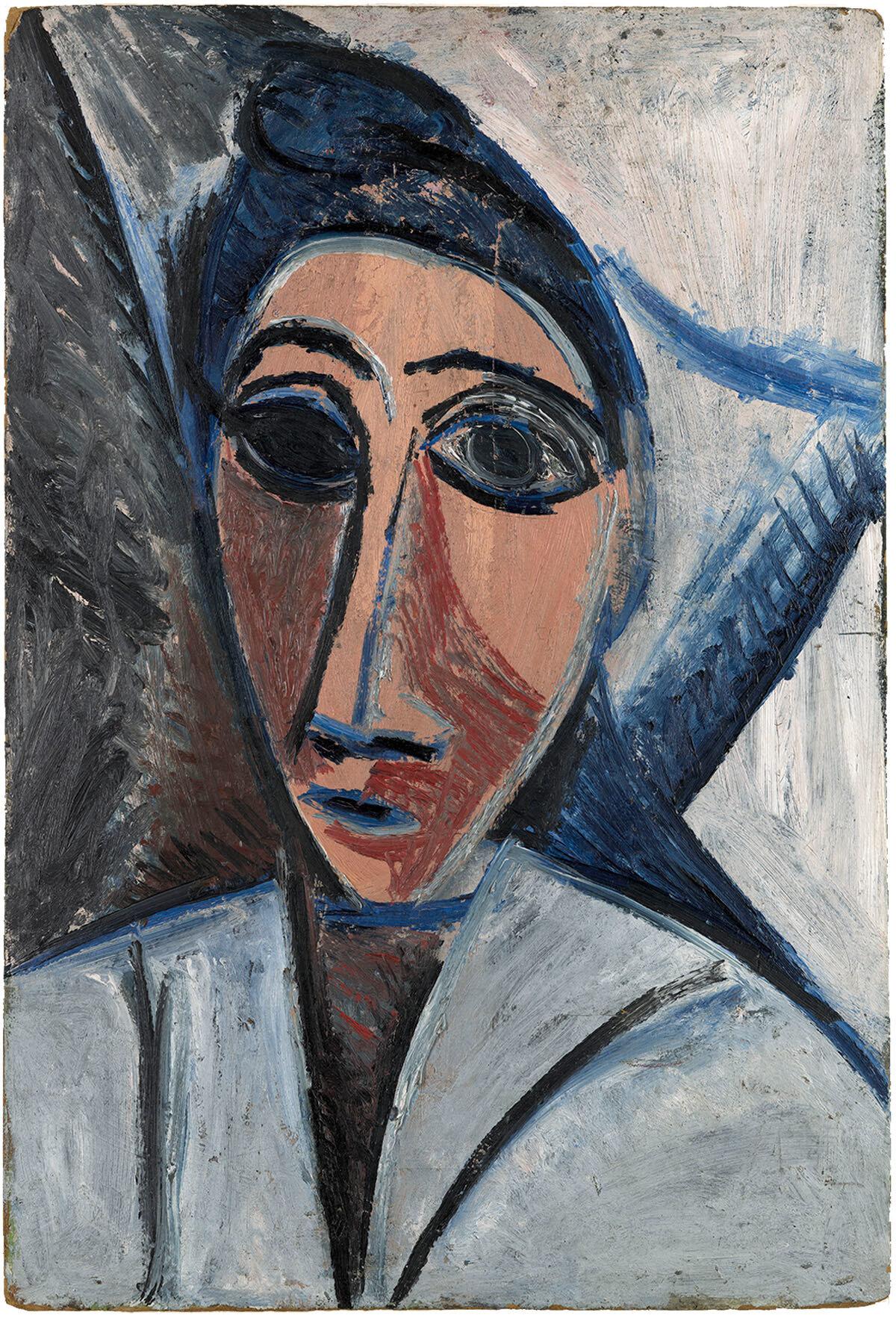 Beatrice D Avignon Avis exhibition devoted to picasso's imaginative and original