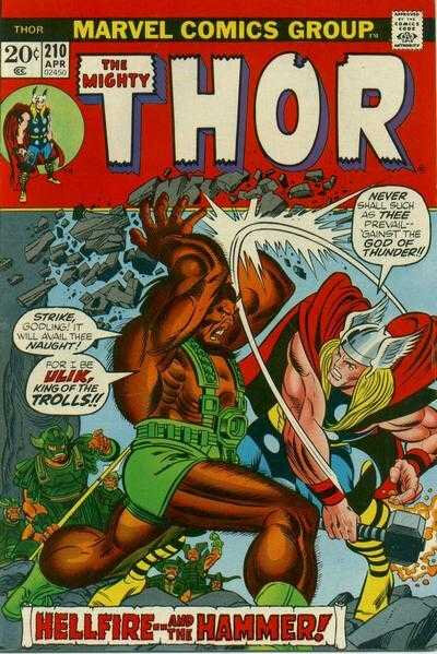 mighty thor 1966 210