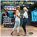 Jonah Jones Quartet - 1958 - Swingin' At The Cinema (Capitol)