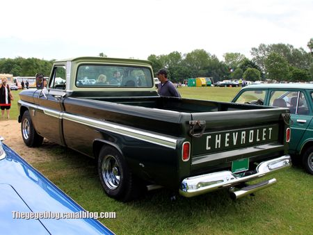 Chevrolet C10 pick-up de 1964 (Retro Meus Auto Madine 2012) 02