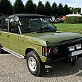 Range rover (erich honecker) convertible by rometsch-1985